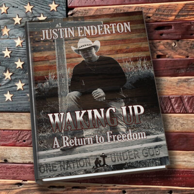 Justin Enderton's Book is Publsihed